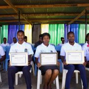 The top performing midwives in Bariadi, Simiyu, recognized during #IDM2019